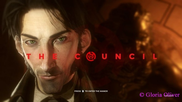 The Council Opening Screen