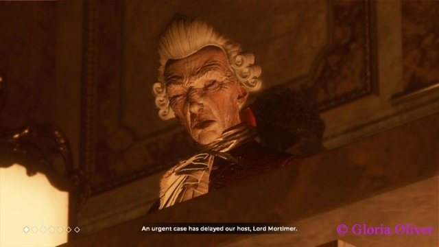 The Council - Lord Holm